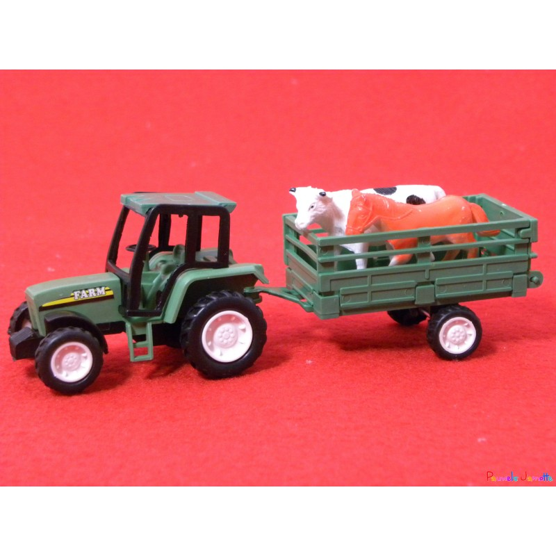 tracteur remorque se vend par 12