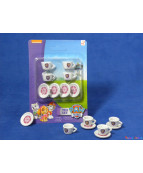 TEA SET PAW PATROL